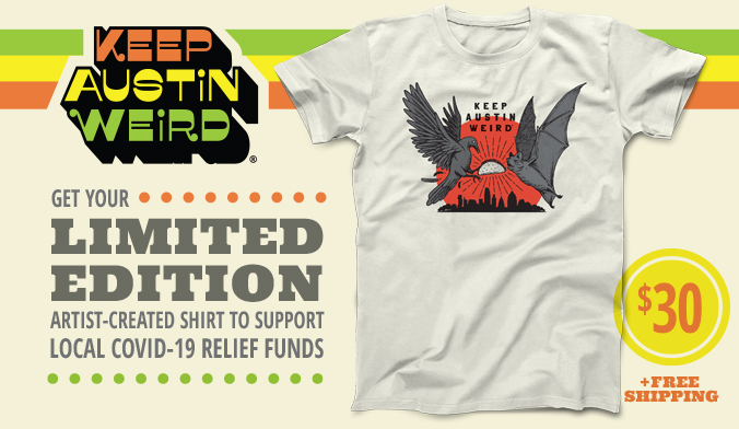 Keep Austin Weird, Covid-19 Relief Funds